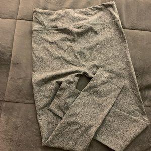 new grey leggings